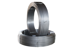 Characteristics of sub arc wire and flux